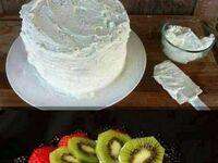 Zdrowy tort