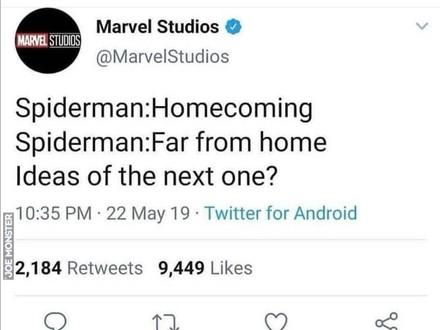 Jaka będzie nowa część przygód Spider-Mana