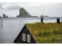 Kiedy sąsiad mówi, że idzie skosić dach domu to wiadomo, że mieszkasz na Islandii