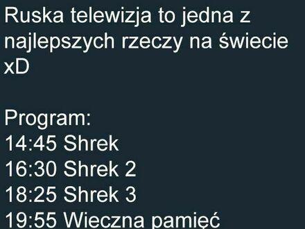 TV w Rosji
