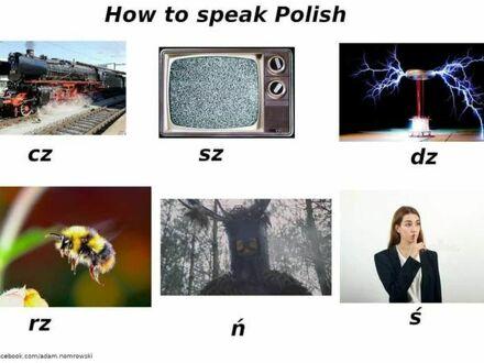 Jak mówić po polsku - poradnik dla obcokrajowców