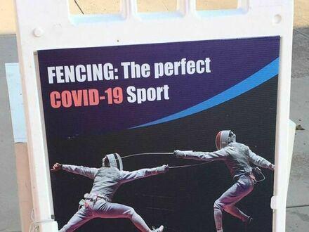 Szermierka - sport idealny