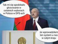 Łukaszenka uczył się od najlepszych