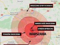 Gdyby wybuch był w Warszawie, a nie w Bejrucie