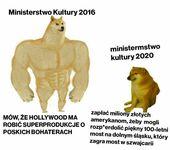 Ministerstwo Kultury kiedyś i dziś