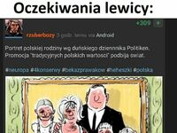 Portret polskiej rodziny wg duńskiego dziennnika Politiken