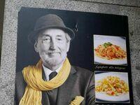 Połączenie włoskiej mody z włoską kuchnią