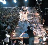 Plan filmowy Ghostbusters, 1984