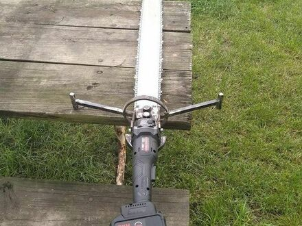 Miecz spalinowy