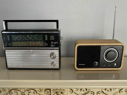 Sowieckie radio z 1970 vs współczesne radio z 2020