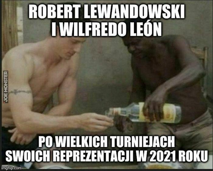 robert lewandowski i wilfredo león