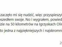 Tajemnica sukcesu olimpijskiego polskiego chodziarza, Dawida Tomali