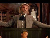 Christoph Waltz - aktor genialny