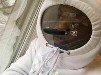 Całe życie marzył, żeby zostać kosmonautą
