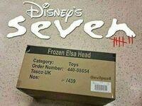 Siedem według Disneya