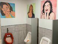 Łazienka z dystansem