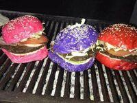 Barwne burgery