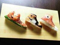 Markowe sushi