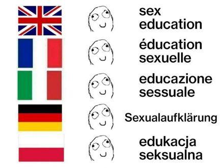 Edukacja seksualna z różnych perspektyw