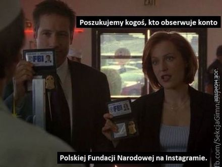 Kampania PFN pochłonęła 20 milionów PLN. Podobno mają już 51 obserwujących na Instagramie.