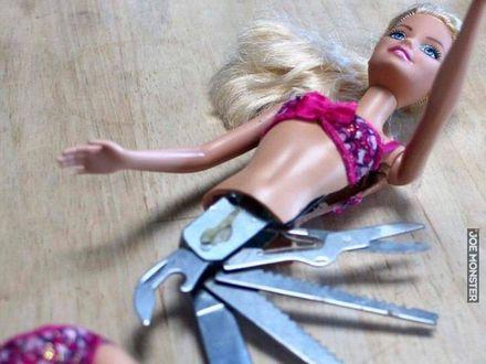 Barbie dla majsterkowicza