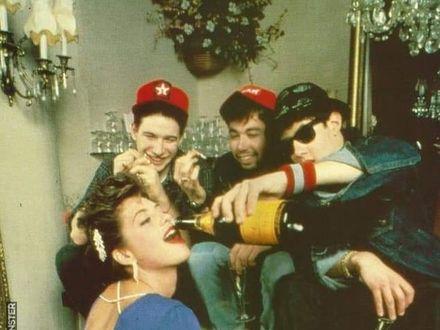 Beastie Boys i Madonna 1985