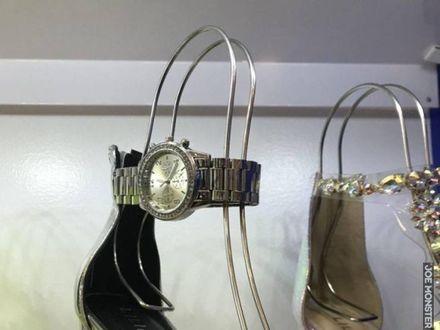 Dla pań, które nie lubią nosić zegarka, a chcą wiedzieć która godzina