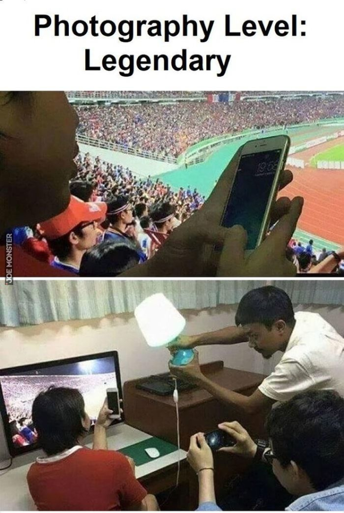 photography level legendary