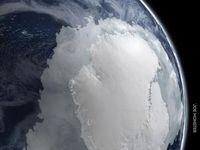 Antarktyda widziana z orbity