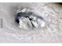 A tak wygląda oko huraganu Dorian widziane z ISS