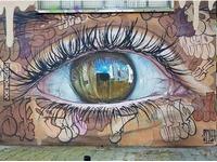 Zachwycający mural
