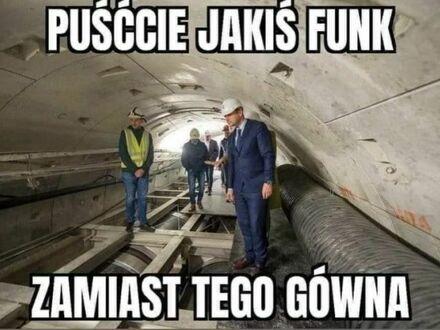Prezydent Warszawy lubi dobrą muzę