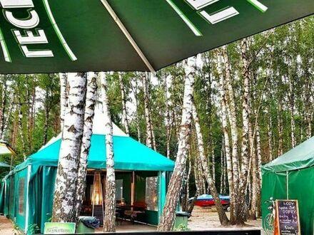 Na jednym z campingów