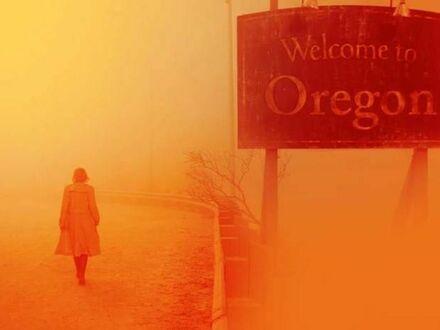 Witamy w Oregonie, stanie ogarniętym pożarami