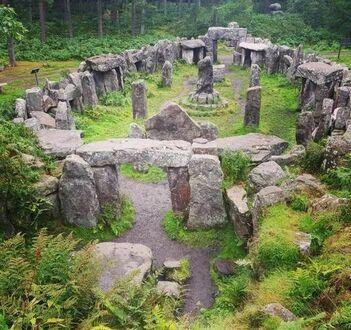 Druidzka świątynia w Ripon