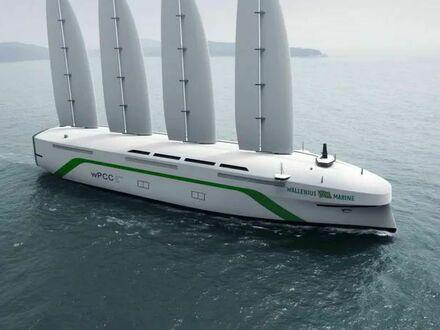 Szwedzi planują budowę nowoczesnego żaglowca transportowego, który ma być w stanie przewieźć przez Atlantyk 7000 samochodów