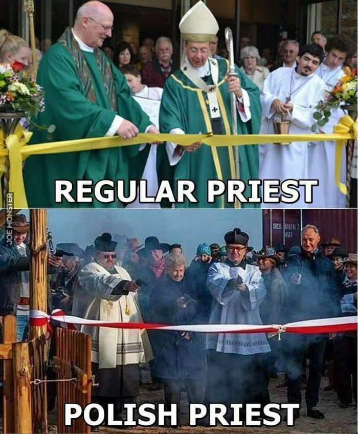 regular priest