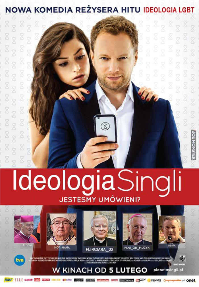 nowa komedia reżysera hitu ideologia lgbt