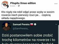 Samuel za szybą