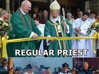 Księża na świecie i w Polsce