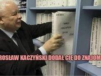 Prezes zaktualizował bibliotekę