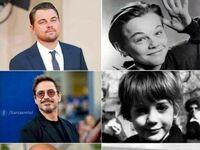 Znani aktorzy w dzieciństwie