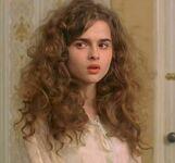Młoda Helena Bonham Carter