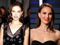 Natalie Portman w wieku 18 i 38 lat