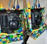 Obudowa z LEGO