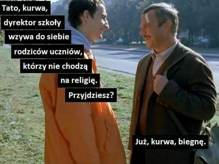 W Krakowie dyrektor wezwał na dywanik rodziców uczniów, którzy nie chcą chodzić na religię