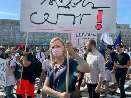 Protest lekarzy nadal trwa