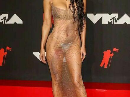 Megan Fox na gali MTV Video Music Awards 2021