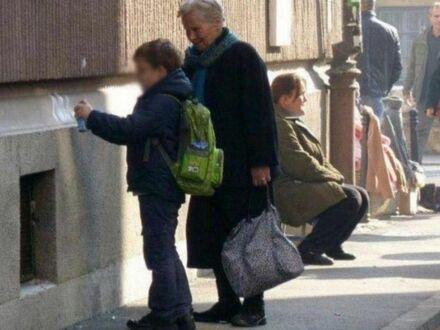 Napisz babci coś ładnego