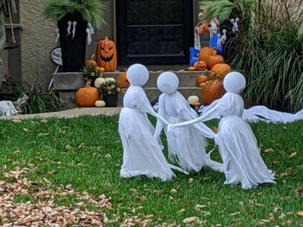 Tańczące duchy